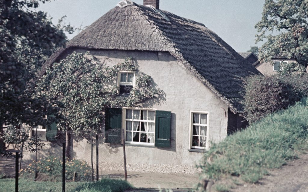 Het huisje van Antje en Jan Bertus Wittebol