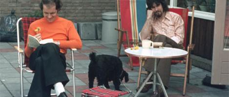 1972: bored shitless